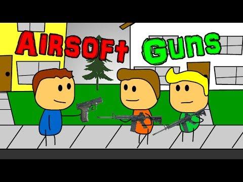 Brewstew - Airsoft Guns