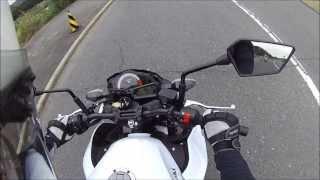 Test Ride Of A 2013 Kawasaki Z250
