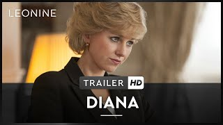 DIANA Trailer deutsch/german HD (Kinostart: 09.01.2014)