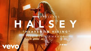 Halsey - Heaven in Hiding (Vevo Presents)