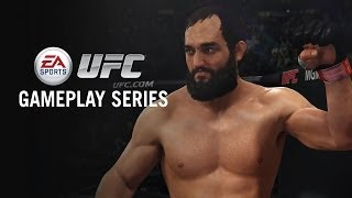 EA SPORTS UFC Gameplay Series Feel The Fight