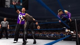 WWE '13 Community Showcase: The Hardy Boyz (Xbox 360