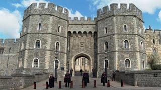 استعدادات في قلعة وندسور لحفل تأبين الأمير فيليب