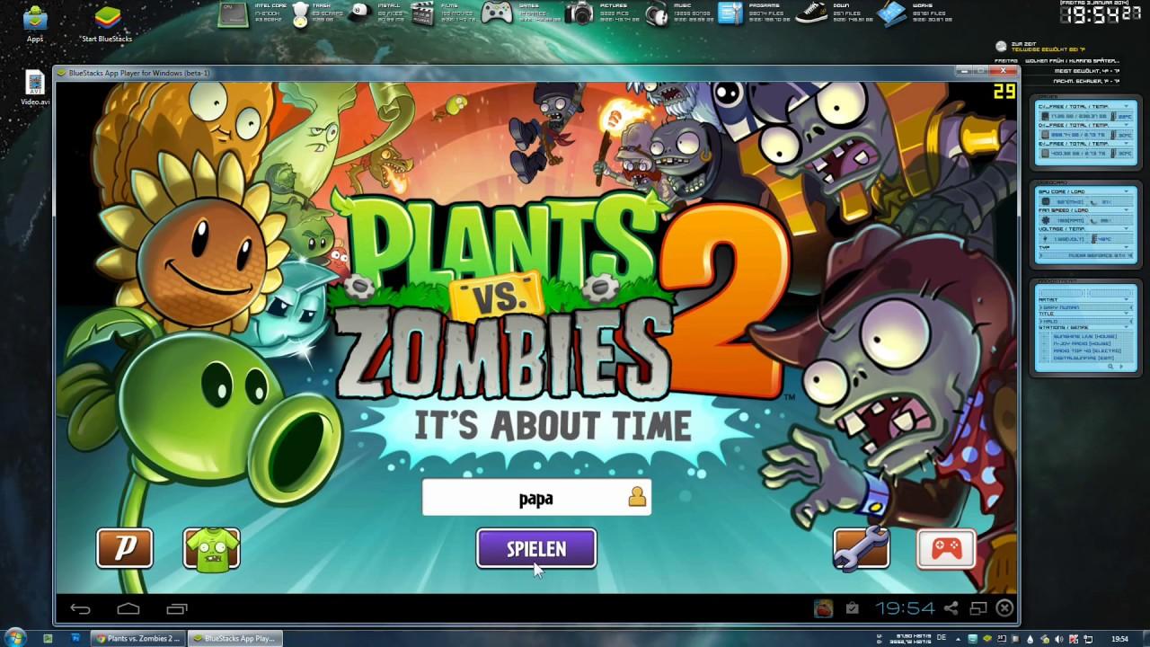 pflanzen vs zombies 2 pc