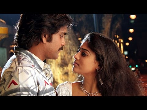 Boss Movie Songs - Edo Tamashaga - Nagarjuna Nayantara