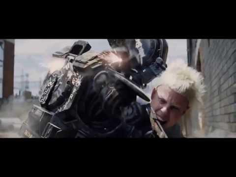 (Ciencia Ficción - Acción) Chappie - Trailer Español HD