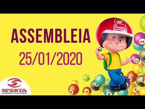 Sperta Consórcio - Assembleia - 25/01/2020