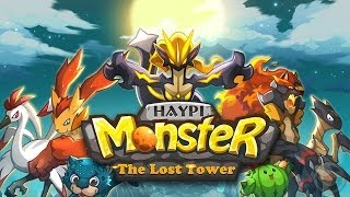 Haypi Monster:The Lost Tower IPhone/iPod Touch/iPad