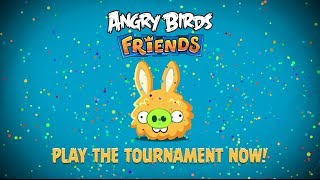NEW! Angry Birds Friends Easter Tournament Trailer