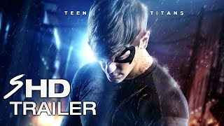 TEEN TITANS (2018) - Theatrical Trailer Concept HOLLAND RODEN, RAY FISHER (Fan Made)