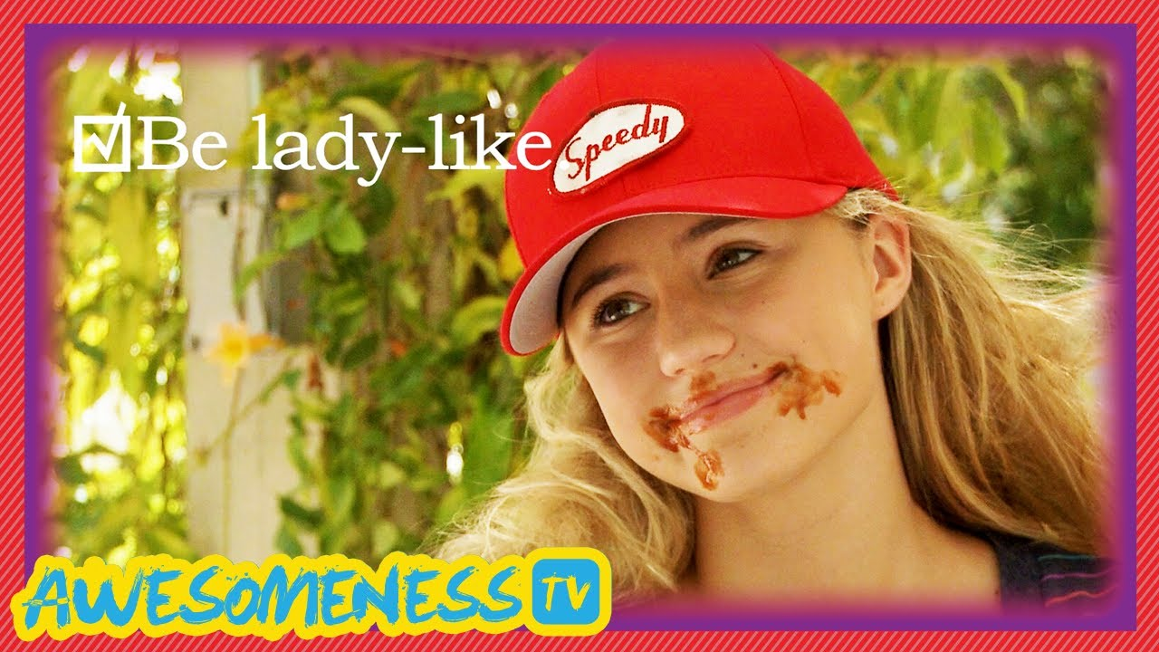 awesomenesstv terry the tomboy dating Awesomenesstv sn 2 | ep 18 | terry the tomboy: guide to winter fashion terry the tomboy: guide to winter fashion, sierra's guide to living glamorously: glamping.