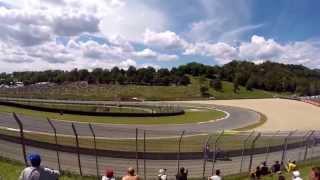 Mugello 2014 Gara MotoGp Con Duello Marquez Vs Lorenzo (S