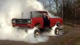 Blown Mud Truck