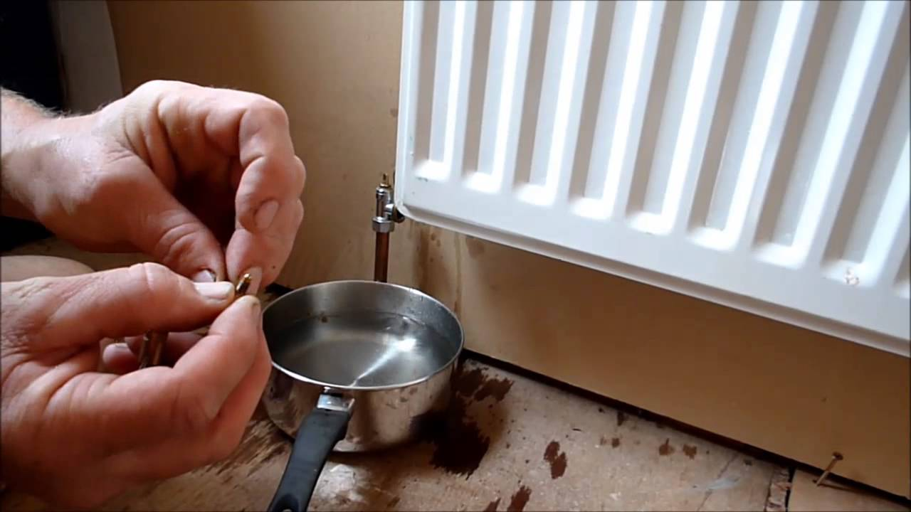 how to remove radiator from wall youtube. Black Bedroom Furniture Sets. Home Design Ideas