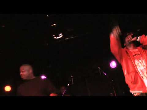 Brand Nubian - Wake Up (Reprise In The Sunshine) @ FrankRadio CMJ Showcase, Southpaw, Brooklyn, NYC