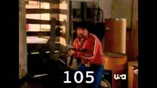 Walker Texas Ranger- Chuck Norris KillCount