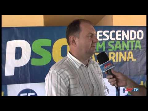 Encontro PSD -  Entrevista com o vereador, John Adriano Schwartz