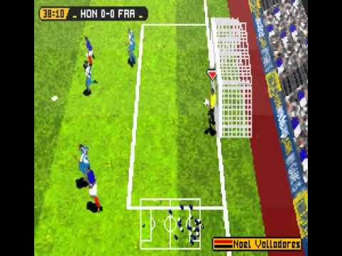 2006 FIFA World Cup - Germany 2006 - Retrogaming Fifa World Cup 2014 : France Honduras (FIFA World Cup - Germany 2006 Game Boy Advance) - User video