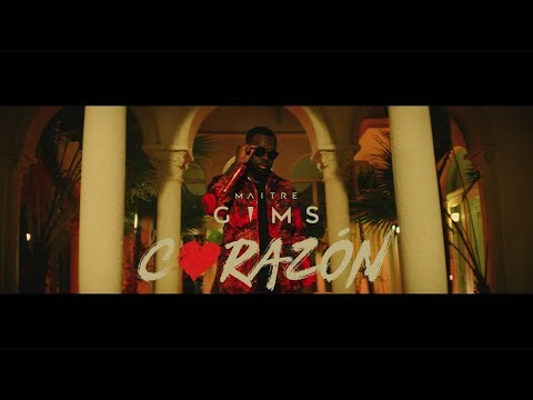 Maître GIMS - Corazon ft. Lil Wayne & French Monta ...