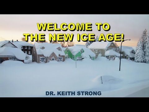 Welcome to the New Ice Age