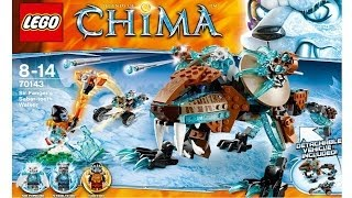 LEGO Legends Of Chima Summer 2014 Official Sets Pictures