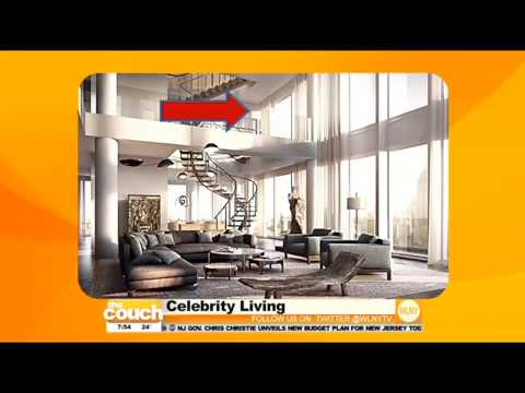 Celebrity Homes & Interior Decorating On A Budget