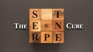 The 3x3x3 Serpent Cube - Not a Rubik's Cube!