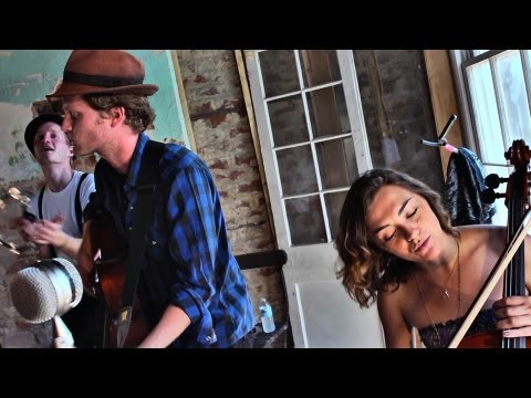The Lumineers // Live in New Orleans // Ho Hey