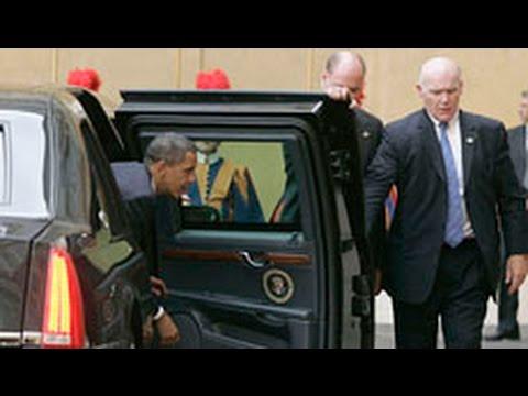 Sơ suất an ninh trầm trọng trong việc bảo vệ ông Obama