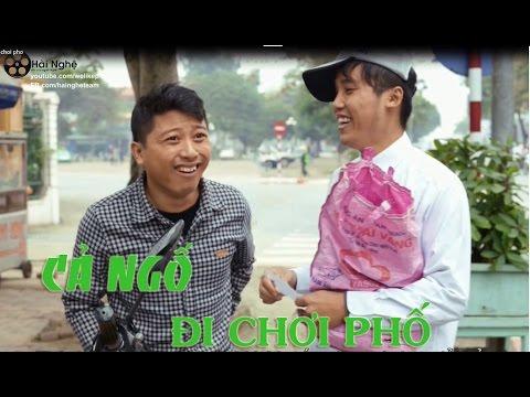 Hài Nghệ 9: Cả Ngố đi chơi phố