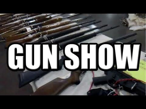 Gun Show: KCI Expo Center Feb 6, 2011