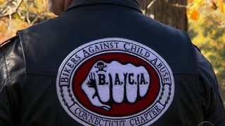 Bikers Ride To The Rescue Of Abused Kids And Their Moms