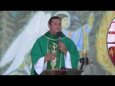 Homilia Padre Milton Satiro 30.10.2016