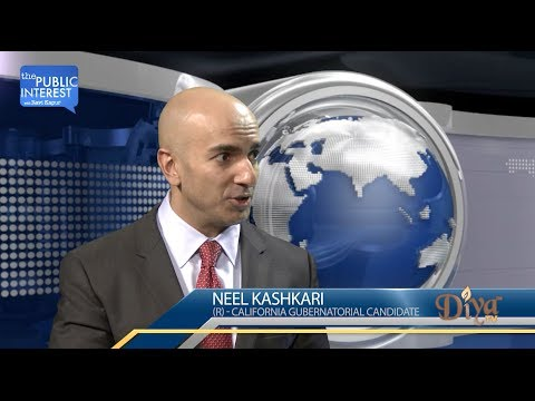 Neel Kashkari on why he is running for California Governor