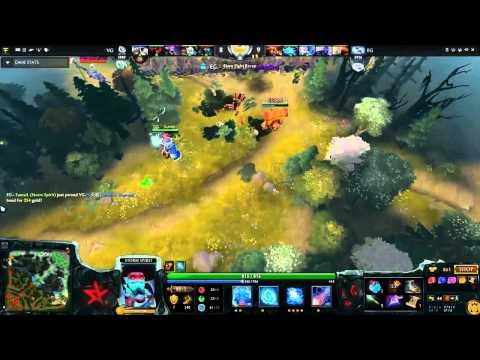 SumaiL Storm Spirit   EG vs VG Grand Final Highlights Dota 2 DAC 2015