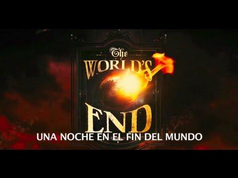 UNA NOCHE EN EL FIN DEL MUNDO - Trailer Oficial Subtitulado - Cine CANIBAL