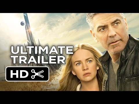 Tomorrowland Ultimate Utopia Trailer (2015) - George Clooney, Britt Robertson Movie HD