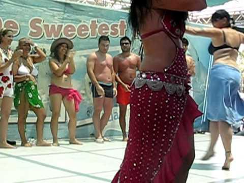 آنتالیا مسابقه رقص
