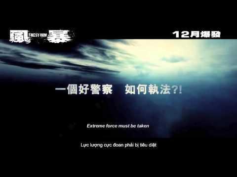 Bão Lửa - Fire Storm - Lotte Cinema