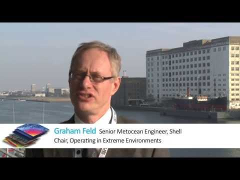 Graham Feld, Shell, on Oil & Gas - Operating in Extreme Environments