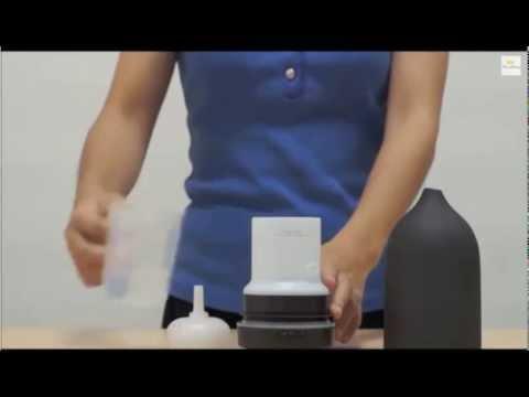Casa Aroma Genie   Ultrasonic Aromatherapy Diffuser
