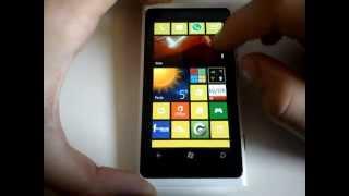 Nokia Lumia 800 Windows Phone 7.8