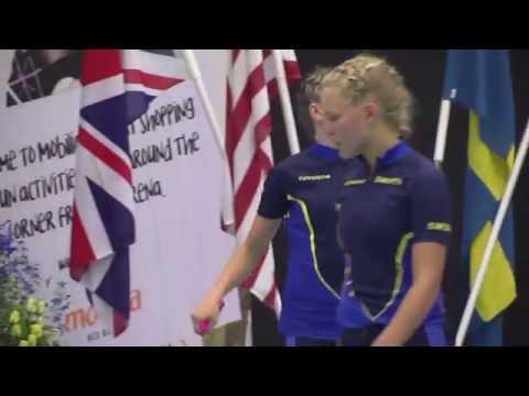 Импресивниот настап на Швеѓанките на светскиот натпревар во скокање на јаже 2016