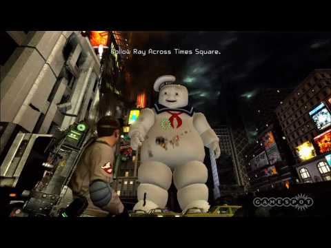 Ghostbusters The Video Game Preview by GameSpot