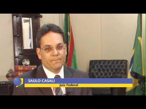 TRE-BA Democracia: Entrevista com Saulo Casali - Parte 1/2