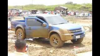 Chevrolet Luv D-Max Azul - Destreza 4x4 Paraguaná 2013