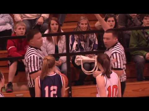 Westport - Indian Lake-Long Lake Girls D Final 3-4-11