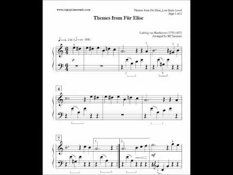 Free Sheet Music Downloads at Musicnotes.com