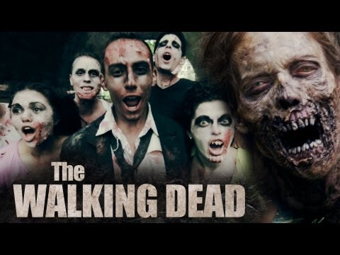 The Walking Dead - The Musical, Zombies are awesome! They eat brains, sing and dance!