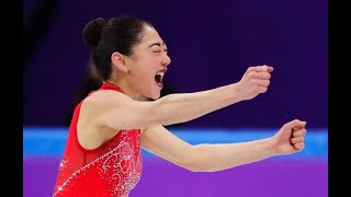 Mirai Nagasu makes Olympic history with figure skating triple axel